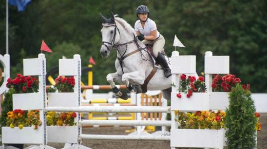 How a Blind Equestrian is Changing the Game of Show Jumping
