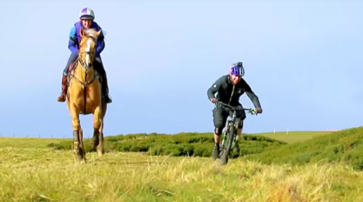 Flexible Fit Equestrian #TGIF: Horseback Riding vs. Mountain Biking