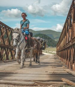 Trekking the Trans-Albanian Trail: The Tale of the Fallen Stirrup