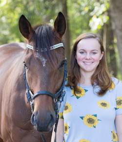 Thoroughbred Incentive Program July Youth Ambassador