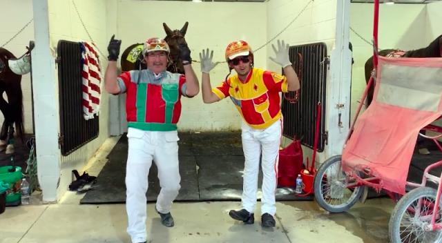 Thursday Video: The Git Up Challenge   HORSE NATION