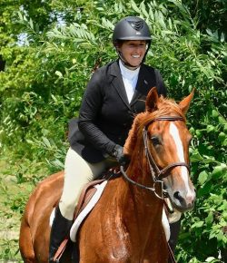 Horsemanship With Lindsey Partridge: Confidence Building — Each Horse Has a Tip to Teach Us