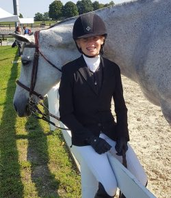 Thoroughbred Incentive Program August Youth Ambassador
