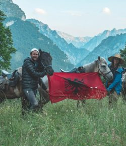 Trekking the Trans-Albanian Trail: The Final March