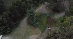 World Equestrian Brands Drone Cam: Cross Country Schooling