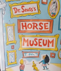 Book Review: 'Dr. Seuss's Horse Museum'
