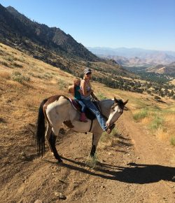 Photo Challenge: 10 Readers Riding Double