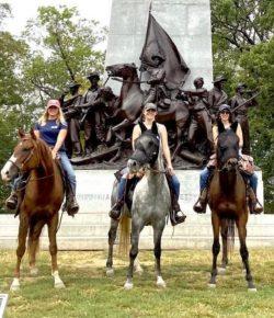 Hitting the Trails: Gettysburg, Pennsylvania