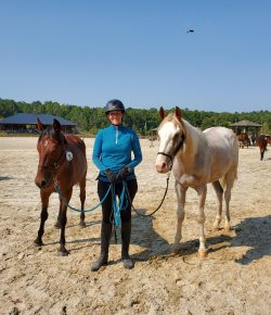 Horsemanship With Lindsey Partridge: Mustang Makeover Turned Road Trip From Hell