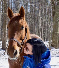 Stories of Standardbreds, Part X: Alyssa Hedges