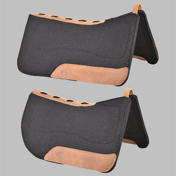Total Saddle Fit Western Perfect Saddle Pad
