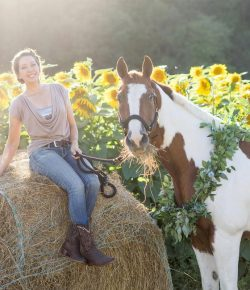 Lessons Learned: JJ's Sunflower Session With Sweet Fresno