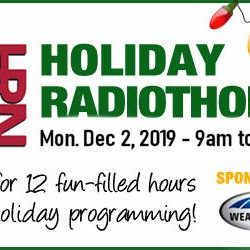 Horse Radio Network Live 5th Annual 12 Hour Holiday Radiothon by State Line Tack