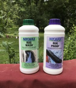 Product Review: Nikwax Rug Wash & Rug Proof