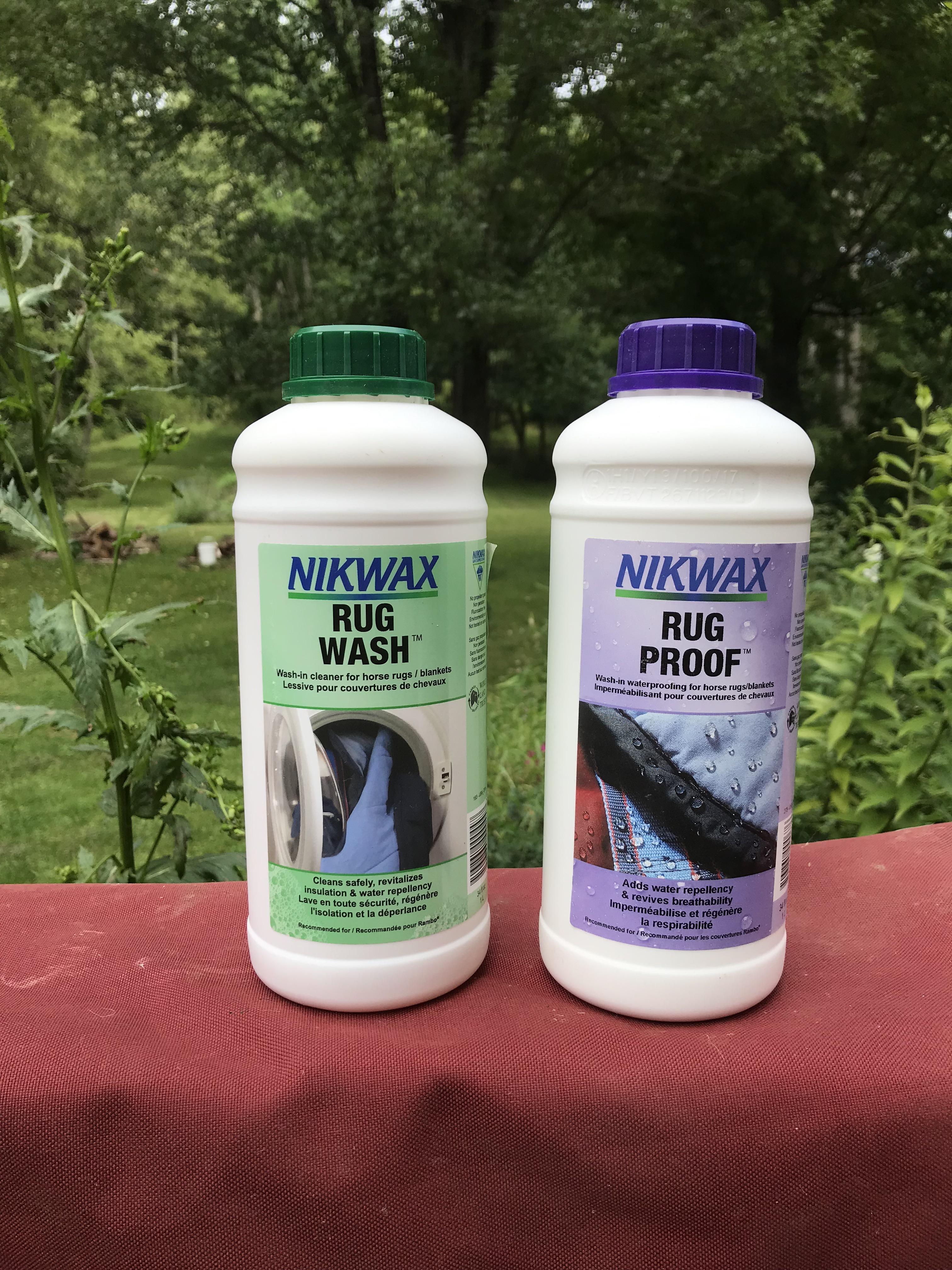 Nikwax Rug Wash & Rug Proof