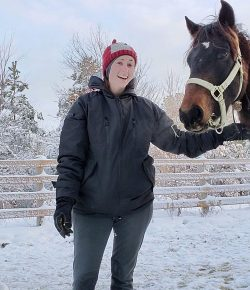 Horsemanship with Lindsey Partridge: Making Waves in Horse Training