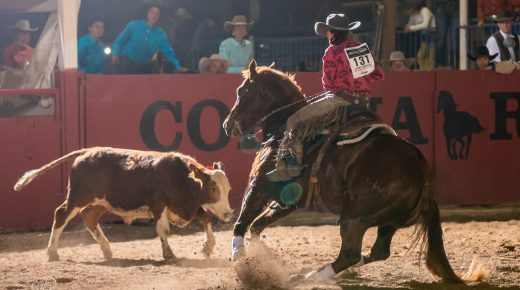 World's Greatest Horsewoman Competition Debuted at Art of the Cowgirl