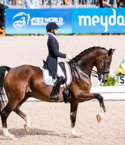 Verdades Retirement Ceremony to Be Held at FEI World Cup Finals in Vegas