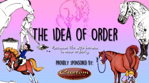 The Idea of Order: Sounds About Right…
