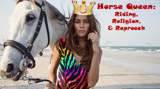 Netflix to Release New Docuseries: 'Horse Queen: Riding, Religion & Reproach'