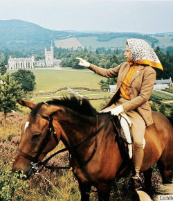 Happy Birthday to Equestrian, Her Majesty Queen Elizabeth II