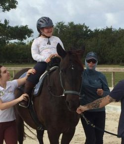 Standing Ovation by Ovation Riding: Give Back for Special Equestrians