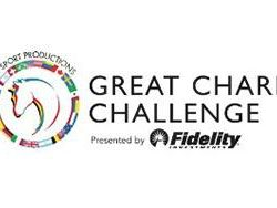 Join the Great Charity Challenge Presented by Fidelity Investments and Equestrian Sport Productions in #GivingTuesdayNow