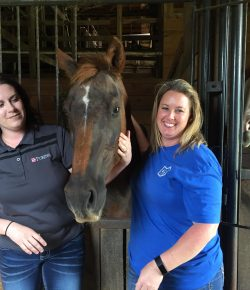 The Rehabilitation of Regal: Purina Feeds Donates BIG!