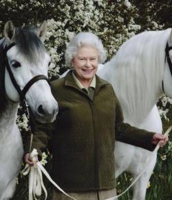 Her Majesty Queen Elizabeth II Knows How to Quarantine