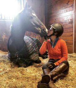 """Catching Up With Sarah Maslin Nir, Author of """"Horse Crazy"""""""