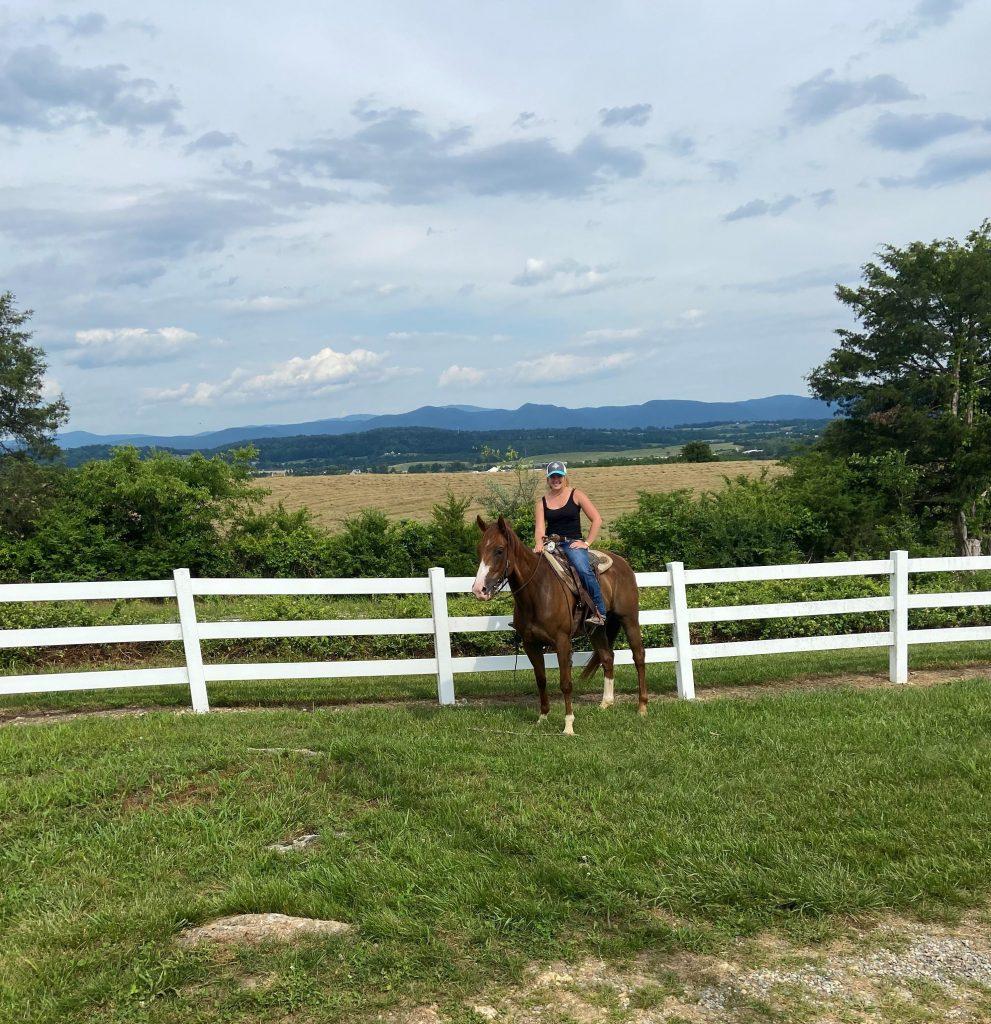Atingindo as trilhas: O Virginia Horse Center em Lexington, VA 2