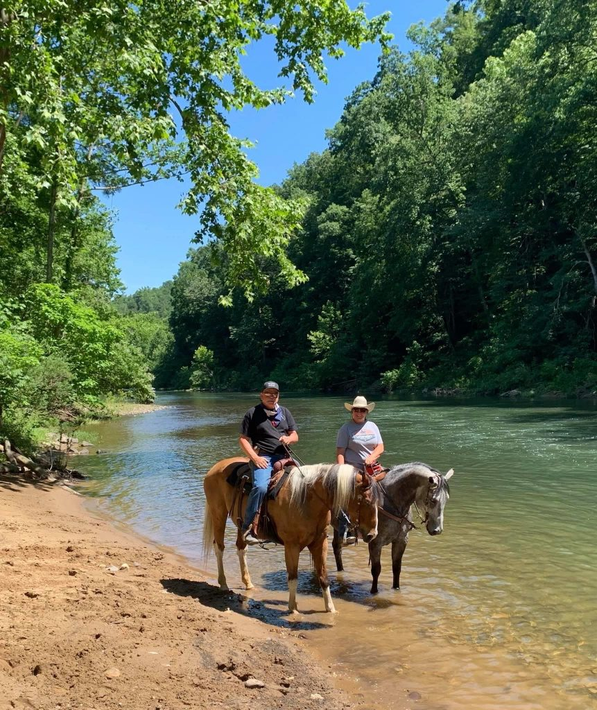 Atingindo as trilhas: O Virginia Horse Center em Lexington, VA 4