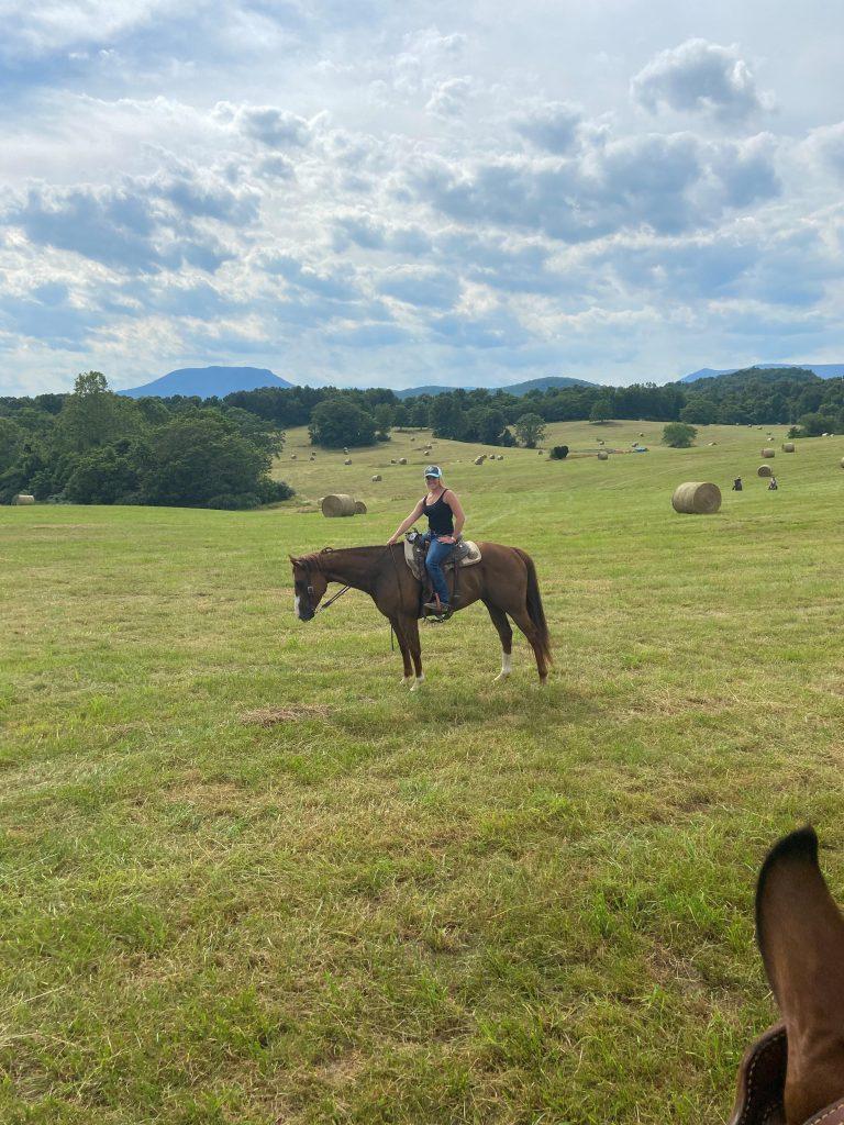 Atingindo as trilhas: O Virginia Horse Center em Lexington, VA 5