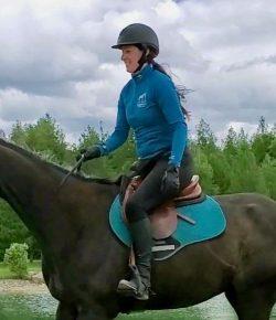 Horsemanship With Lindsey Partridge: Mega Makeover Training Begins