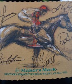 Standing Ovation by Ovation Riding: Keeneland and Maker's Mark
