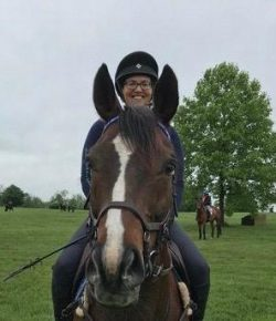 Anastasia Curwood: 'We Need to Change the Idea That Horse Sports Are Not for Black People'