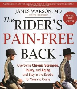 Book Review: 'The Rider's Pain-Free Back'