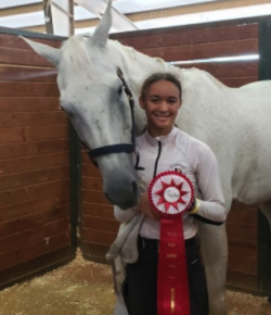 Katarina Stovall: 'Does Access Equal Diversity In Equestrian Sports?'