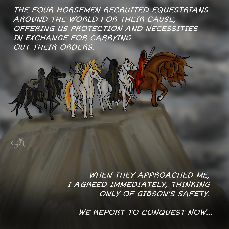 Gibson e o Apocalipse | HORSE NATION 3