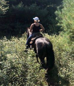 Hitting the Trails: Flying W Ranch, Kellettville, PA