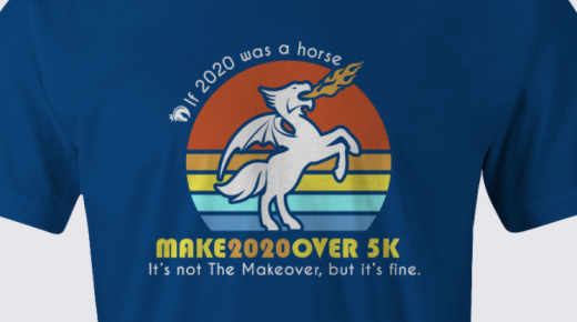 Retired Racehorse Project To Run Virtual Makeover