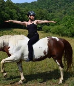 The One-Word Answer to Better Horsemanship: Yoga