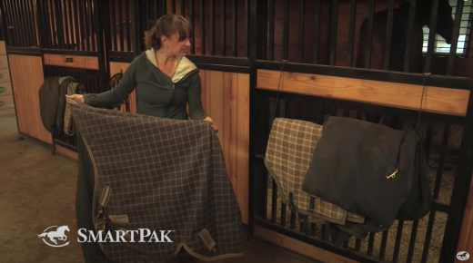 SmartPak Monday Morning Feed: Stuff Riders Say About Blankets
