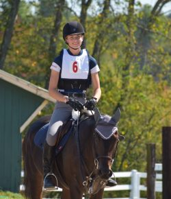 Thoroughbred Incentive Program September Youth Ambassador