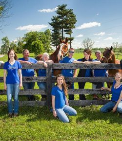 Standing Ovation by Ovation Riding: MARS Equestrian™ Fellowship