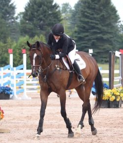 Thoroughbred Incentive Program October Youth Ambassador