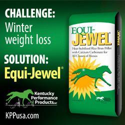 Produtos de desempenho de Kentucky: cavalos seniores e controle de peso 2