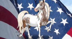 A Day in the Life of a Pony Named Pony: Go Vote