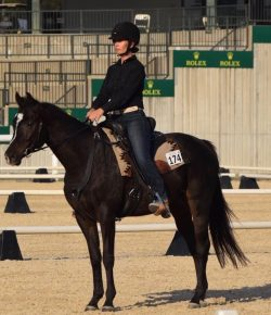 Getting Involved in Western Dressage