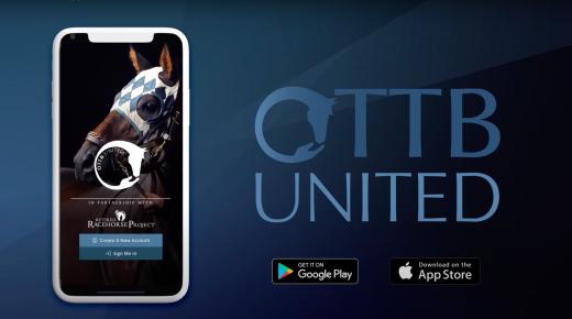 OTTB United App Unites Thoroughbred Buyers & Sellers